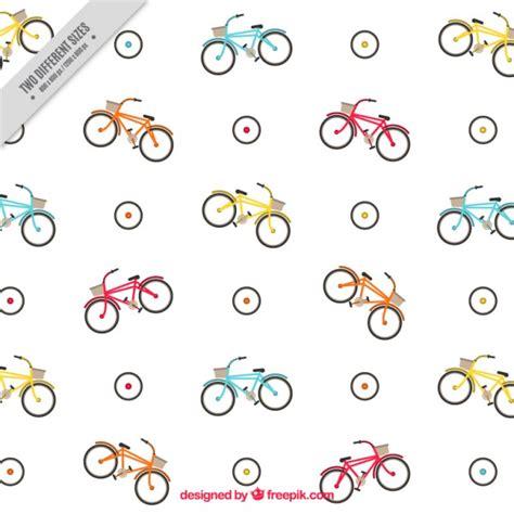seamless pattern freepik bikes seamless pattern vector free download