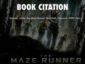 Novel The Maze Runner 2 the maze runner by m