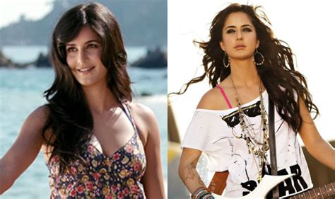 front hairstyle of katrina in mere brother ki dulhan from boom to fitoor see how beautifully has katrina kaif