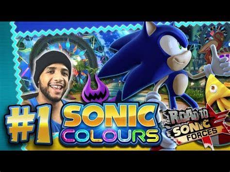 colors part 1 sonic colors 4k 60fps 100 part 1 tropical resort
