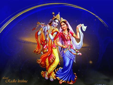computer wallpaper of god radha krishna holi hindu god wallpapers free download