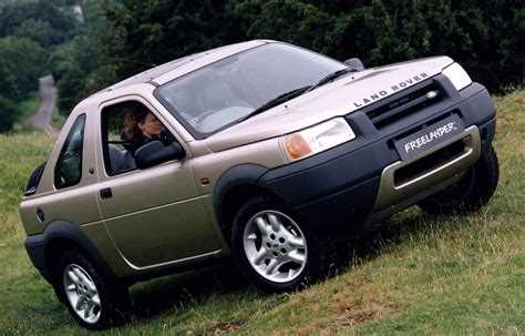 land rover freelander land rover freelander softback review 1997 2003 parkers