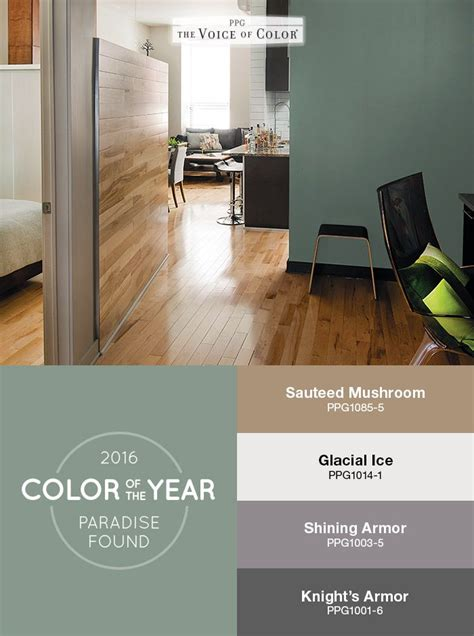2016 paint color of the year paradise found 10 handpicked ideas to discover in home decor