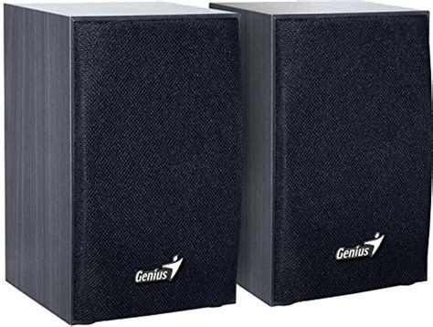 Genius Speaker Multimedia Stereo Sp U120 pc lautsprecher genius bei i tec de