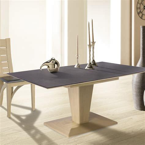 Table Salle A Manger Plateau Ceramique by Table De Salle 224 Manger Carr 233 E Keops Plateau C 233 Ramique