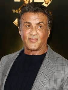 stallone measurements sylvester stallone height weight measurements bio