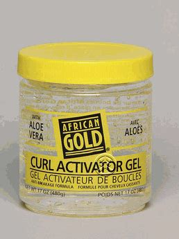 curl activator gel on natural afro african gold curl activator gel clear 15oz