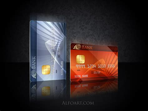 photoshop card presentation templates programmers process of a platinum credit card using photoshop