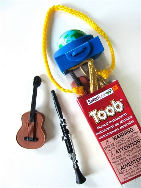 safari ltd musical instruments giveaway free montessori printables imagine our life - Instrument Giveaway