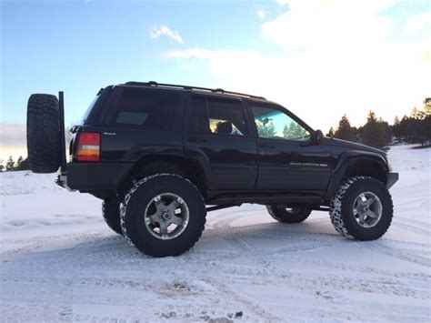 1998 jeep grand limited 1998 jeep grand 5 9l limited rock crawler daily