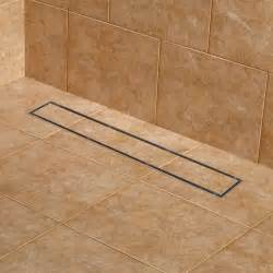 badezimmer abfluss cohen linear shower drain bathroom