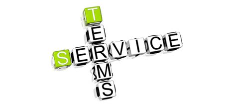 Term Of Service by Should You Accept A Mobile Apps Terms Of Service