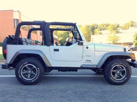 Columbia Jeep Sell Used Jeep Wrangler X Special Quot Columbia Edition