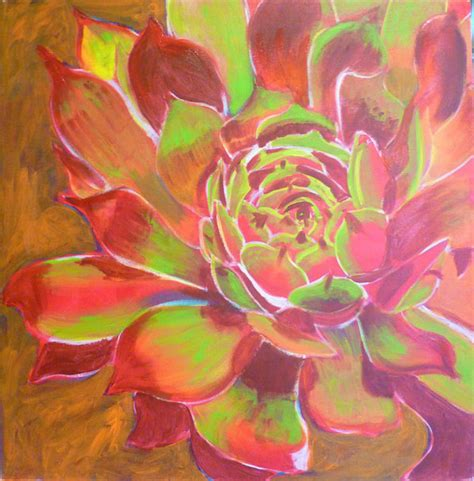 acrylic painting lessons flowers how to paint flowers with acrylics step by step hens and
