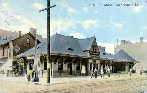 Swissvale Post Office by Postcards From Allegheny County Pennsylvania