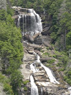 more waterfalls from brevard nc, transylvania county