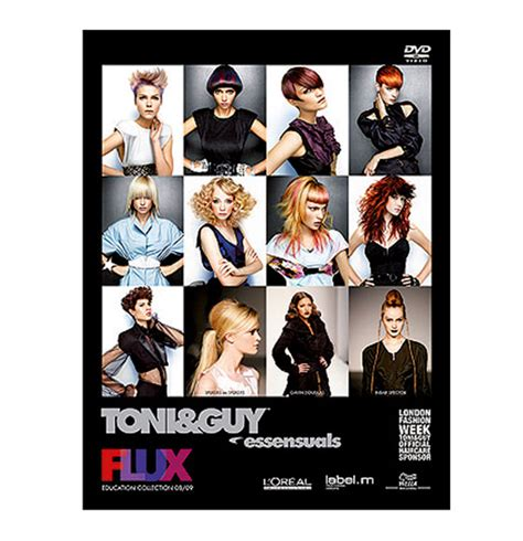 toni and guy 2011 collection toni guy flux collection 2008 09 dvd free next day