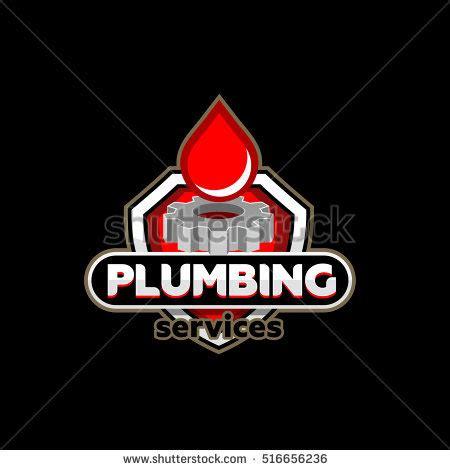 Plumbing Logo Stock Images Royalty Free Images Vectors Shutterstock Plumbing Logo Templates