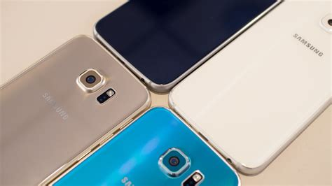 Samsung Galaxy S6 Colors samsung galaxy s6 specs price and release date android central