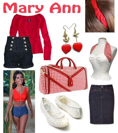 love boat costume ideas outfits and style inspired by mary ann from gilligan s
