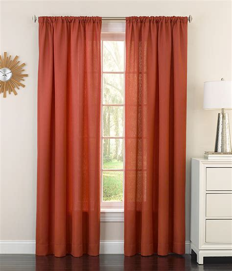 fabric land curtains panel pairs 2 panels package curtains drapery