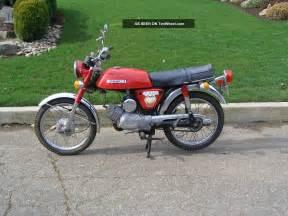 Suzuki 100 Dirt Bike 1976 Suzuki A100 Go Fer 100cc Vintage Bike