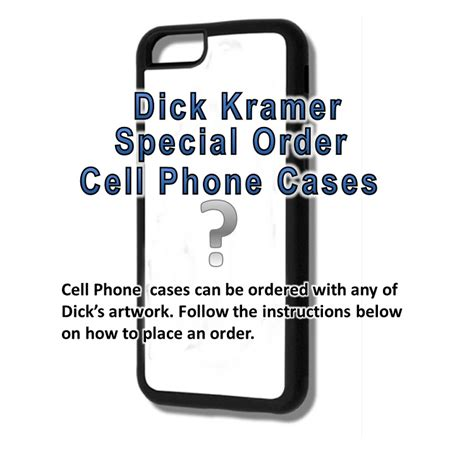 cell phone case special order