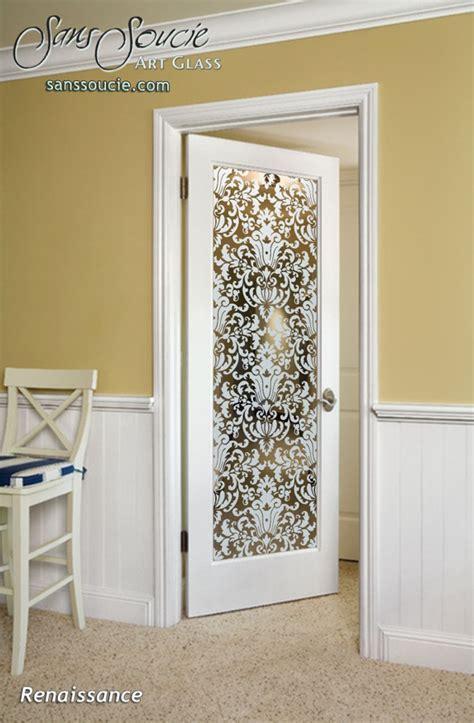 decorative glass doors interior interior glass doors sans soucie glass