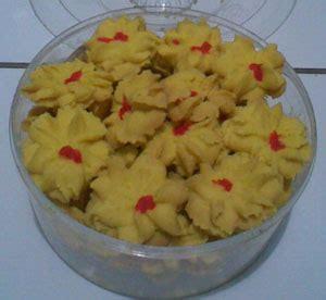 resep kue semprit kuliner indonesia