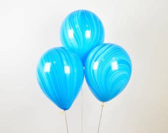 11 Black Agate Balloon Balon Motif agate balloon etsy