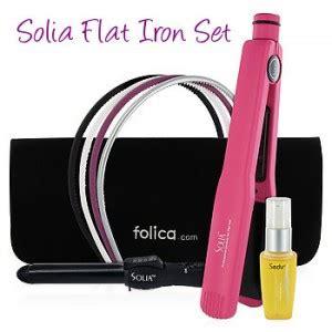 100 ceramic flat iron vs tourmaline flat iron review battle 1 the solia beautiful hair