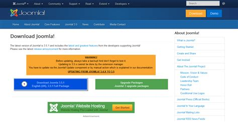 joomla 3 x how to install engine and template on