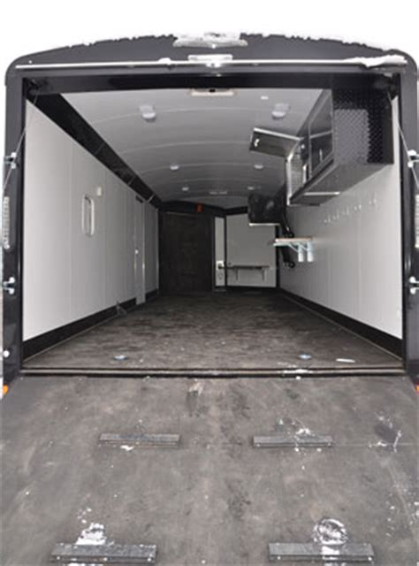 nudo flooring for trailers the practical guide to enclosed snowmobile trailers
