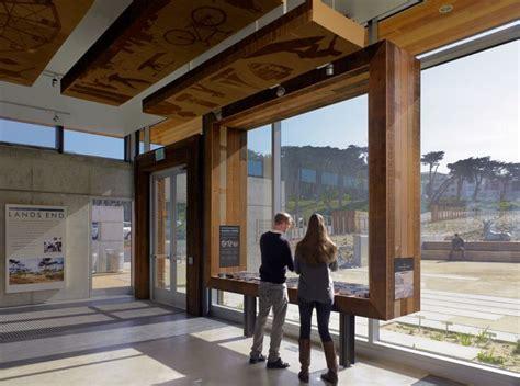 lands  lookout visitor center nature pinterest