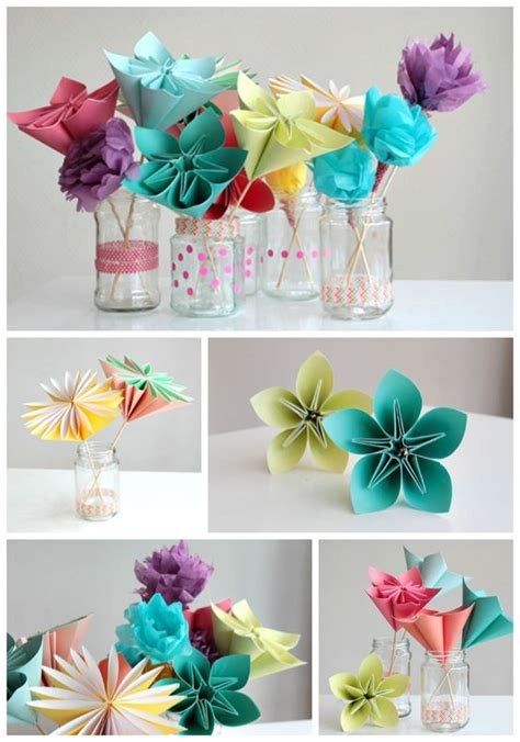 Diy Paper Crafts - diy paper tutorial learn how to make these gorgeous paper