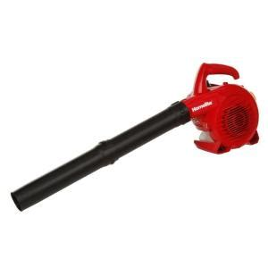 homelite 200 mph 400 cfm handheld gas leaf blower ut09523