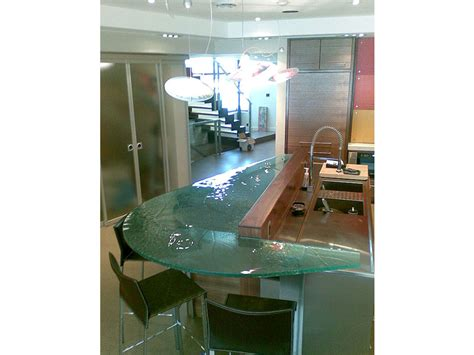 Glass Bar Top by Textured Glass Bar Top Gb22 Cbd Glass