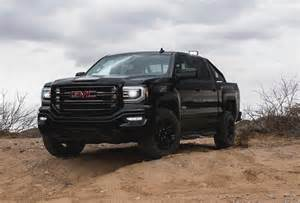 New Truck Wheels 2016 Get New Gmc Wheels With The All Terrain X