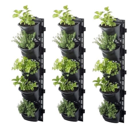 Vertical Garden Review Reviews Vertical Garden Kit 3 Set 89 00 Landera