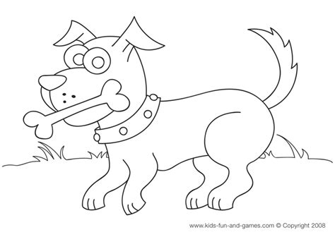 color dogs animal coloring and coloring pages
