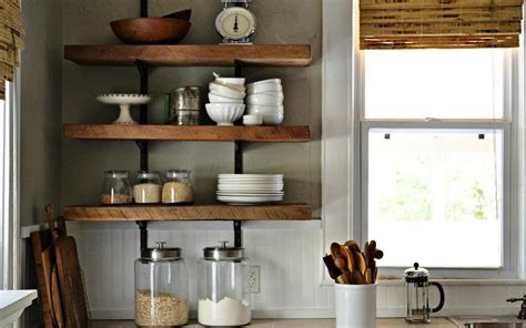 what do you guys think about the open shelving trend for