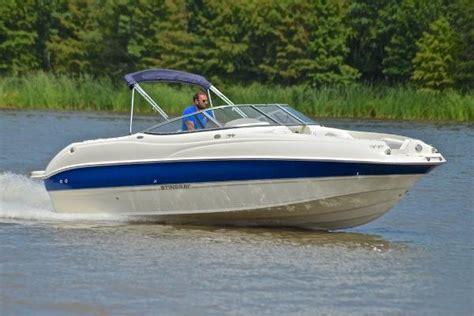 stingray deck boat stingray deck boat boats for sale boats