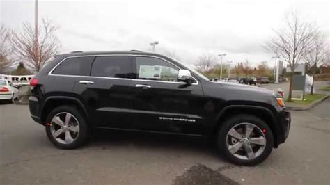jeep grand luxury ii 2014 jeep grand limited eco diesel black