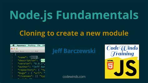 node js hapi tutorial codewinds video tutorials leading edge web developer
