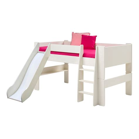 Mid Sleeper Slide wizard mid sleeper bed with slide departments diy at b q