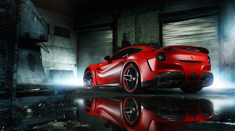 DUB Magazine MC Customs Wide Body Ferrari F12 2 Wallpaper