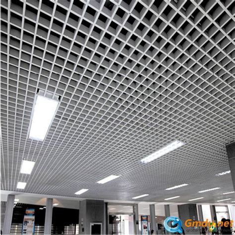 open grid ceiling decorative aluminum ceiling tiles open cell shenzhen