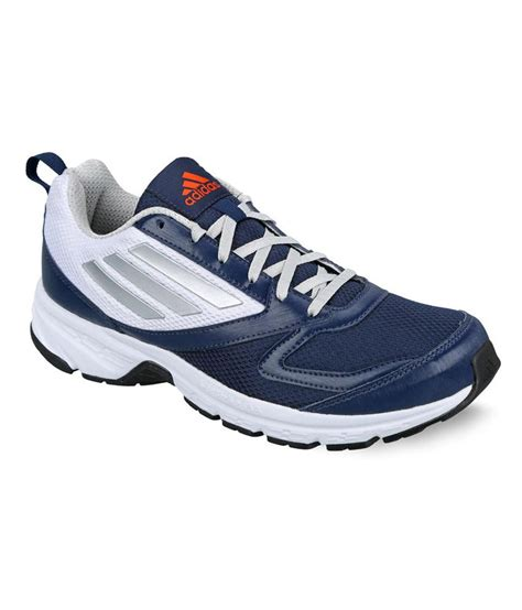 adidas navy running sports shoes price in india buy