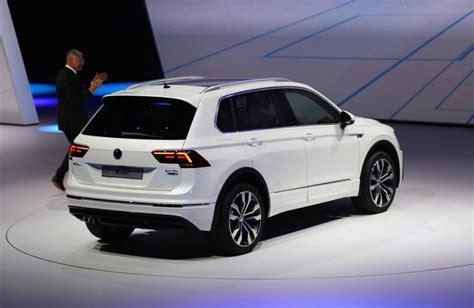Neuer Tiguan 2015 by New Volkswagen Tiguan Unveiled 2015 Frankfurt Auto Show