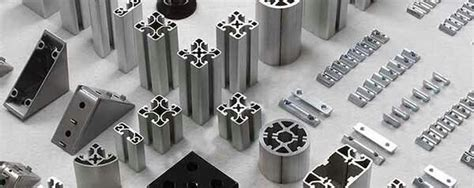aluminium profile accessories precision sheet metal plastic fabrication customize furniture rack